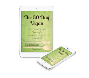 3D 30 Day Vegan