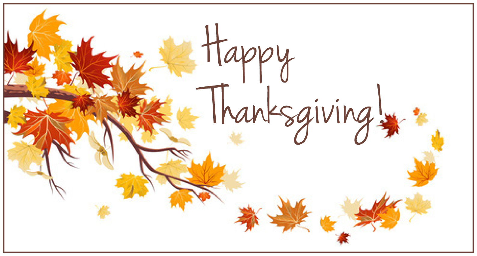 Happy Thanksgiving Banner Clip Art 1 Tomato Soup In 20 Minutes!